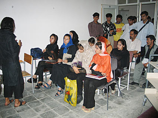 <center>CCAA Workshop</center>