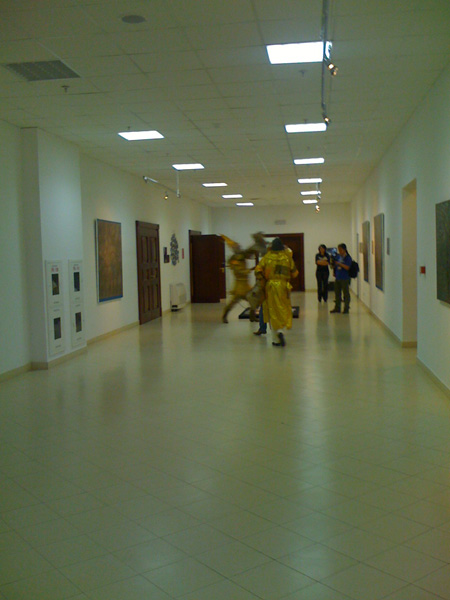 <center><em>The Silk Code</em>, 2008